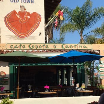 Cafe Coyote San Diego Ca United States