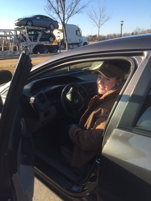 Ship A Car Direct >> Does This Look Like A Happy Customer Or What Check Out The Very