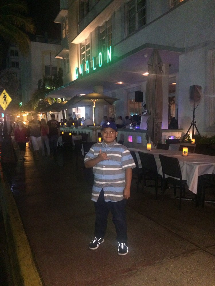 Photo Of Avalon Hotel Miami Beach Fl United States And South