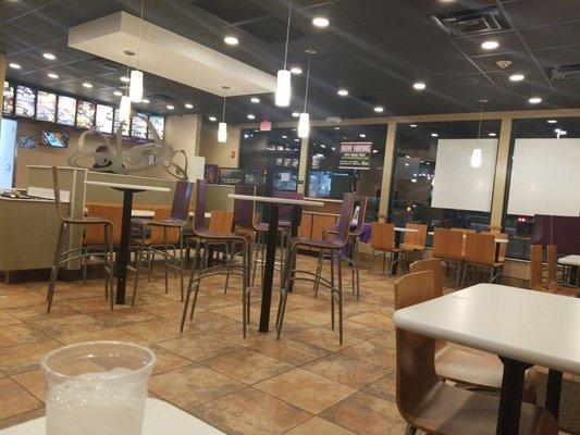 Taco Bell Fast Food 460 Washington Rd Washington Pa