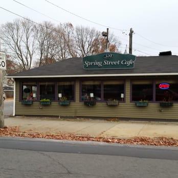 Spring Street Cafe West Roxbury
