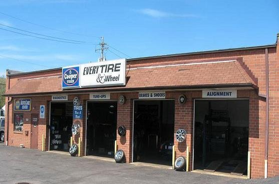 Every Tire & Wheel Inc