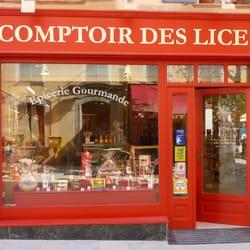 Comptoir des lices specialit alimentari 48 cours - Comptoir des tuileries cours de l or ...