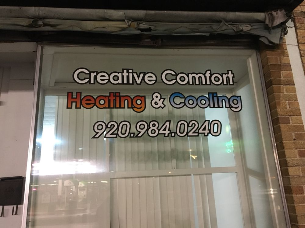 Creative Comfort Heating & Cooling: Black Creek, WI