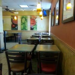Photo Of Subway Saginaw Mi United States Dining Area