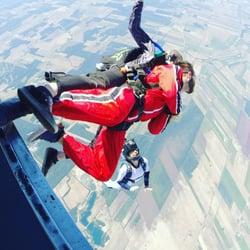 parachutisme nouvel air farnham