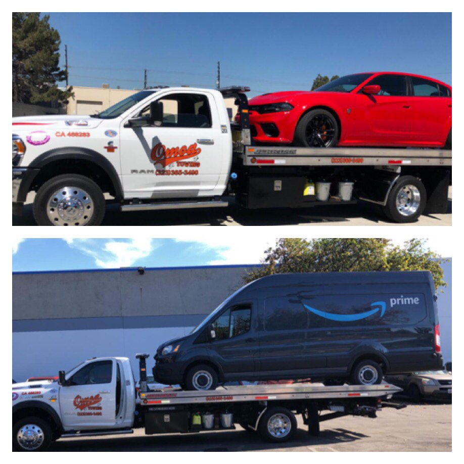 Towing business in West Rancho Dominguez, CA