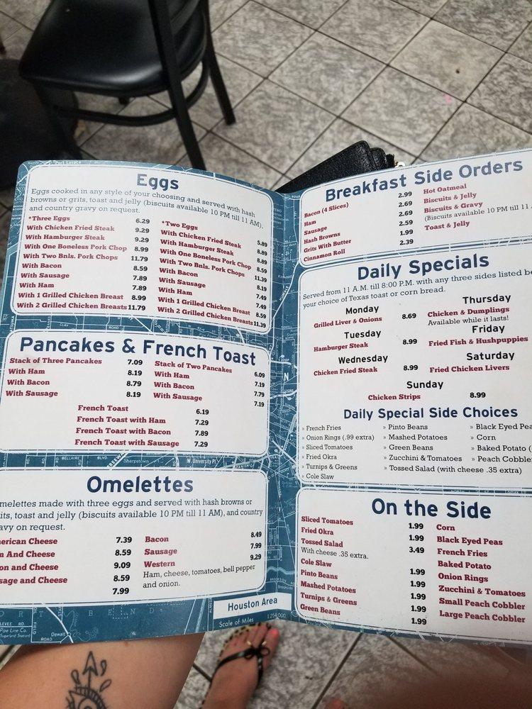 I-45 Restaurant: 466 Interstate 45 W, Fairfield, TX