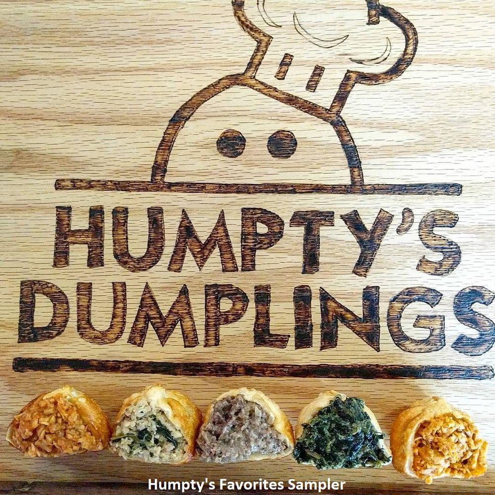 Food from Humpty's Dumplings