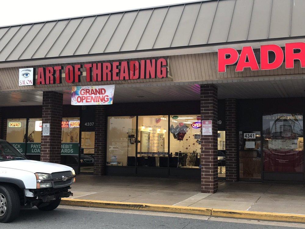 Art of Threading: 4339 Dale Blvd, Woodbridge, VA