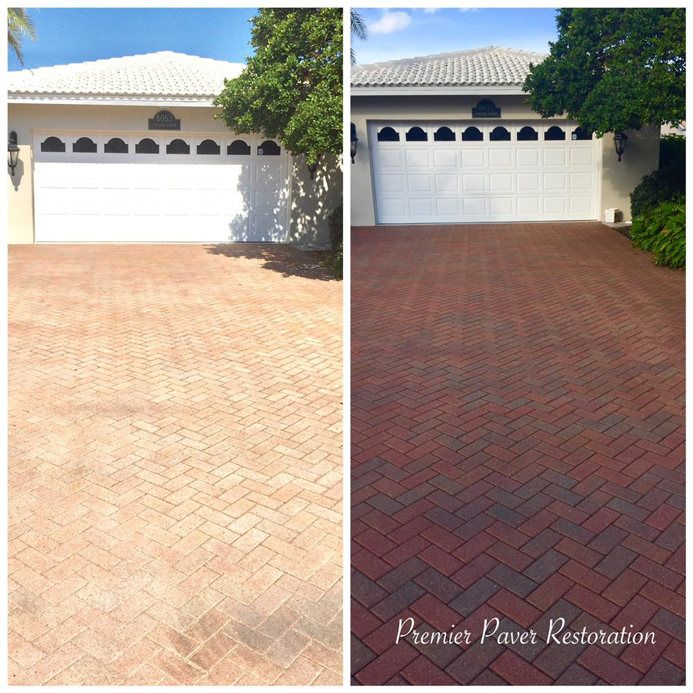 Premier Paver Restoration: Balm, FL