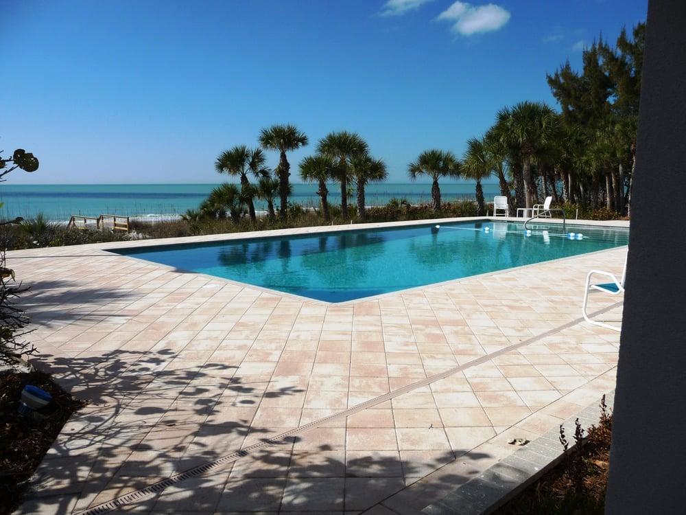Photo Of Sparkling Kleen Pools Spas Sarasota Fl United States White