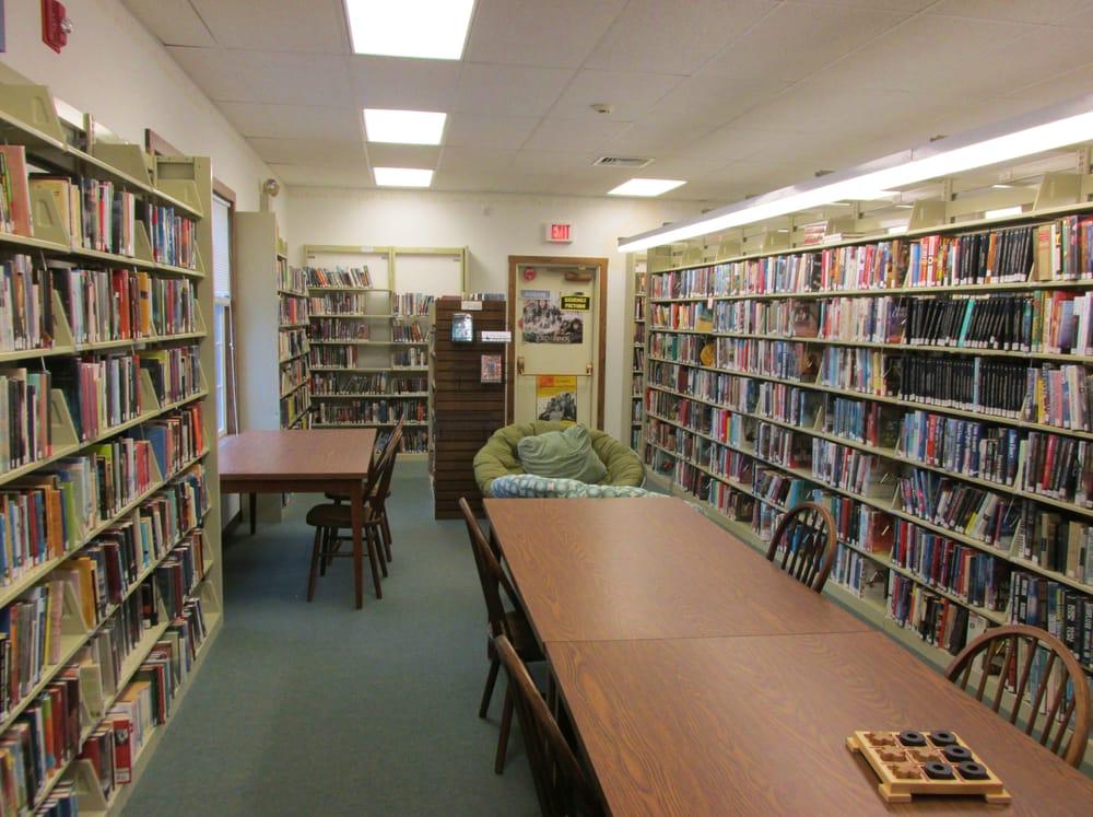 Harmony Library: 195 Putnam Park, Harmony, RI