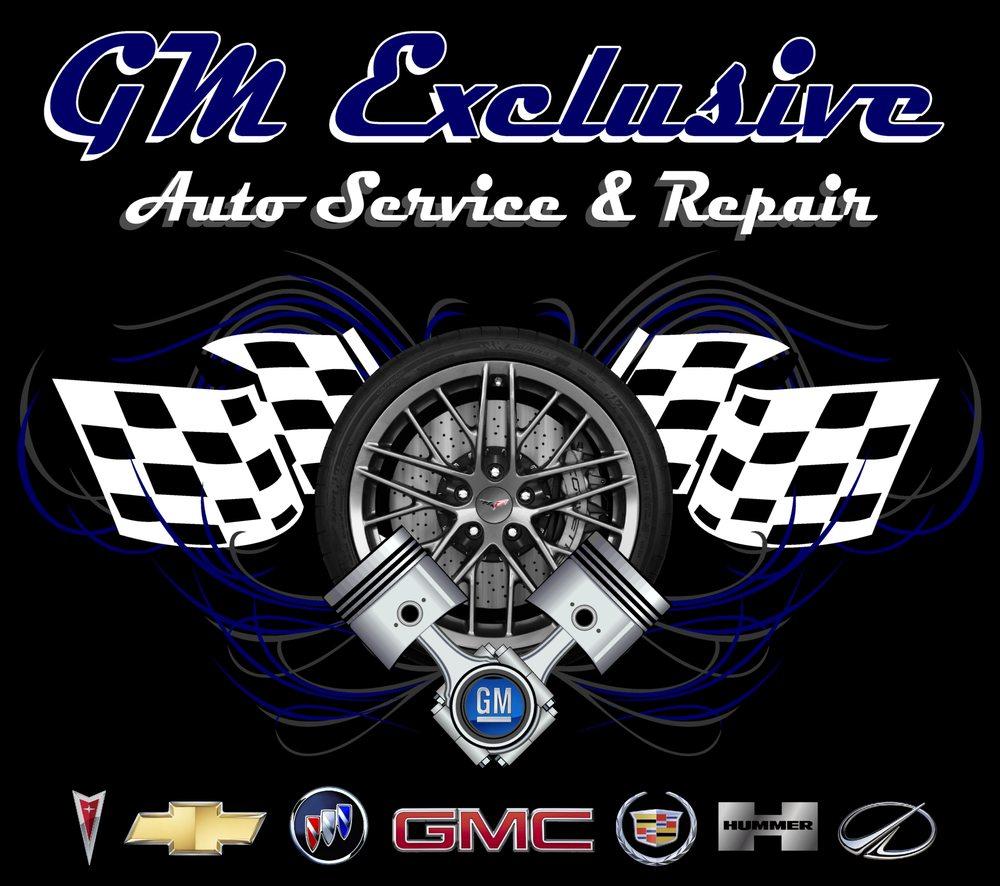 GM Exclusive Auto Service - 1215 - B N Melrose Dr, Vista, CA