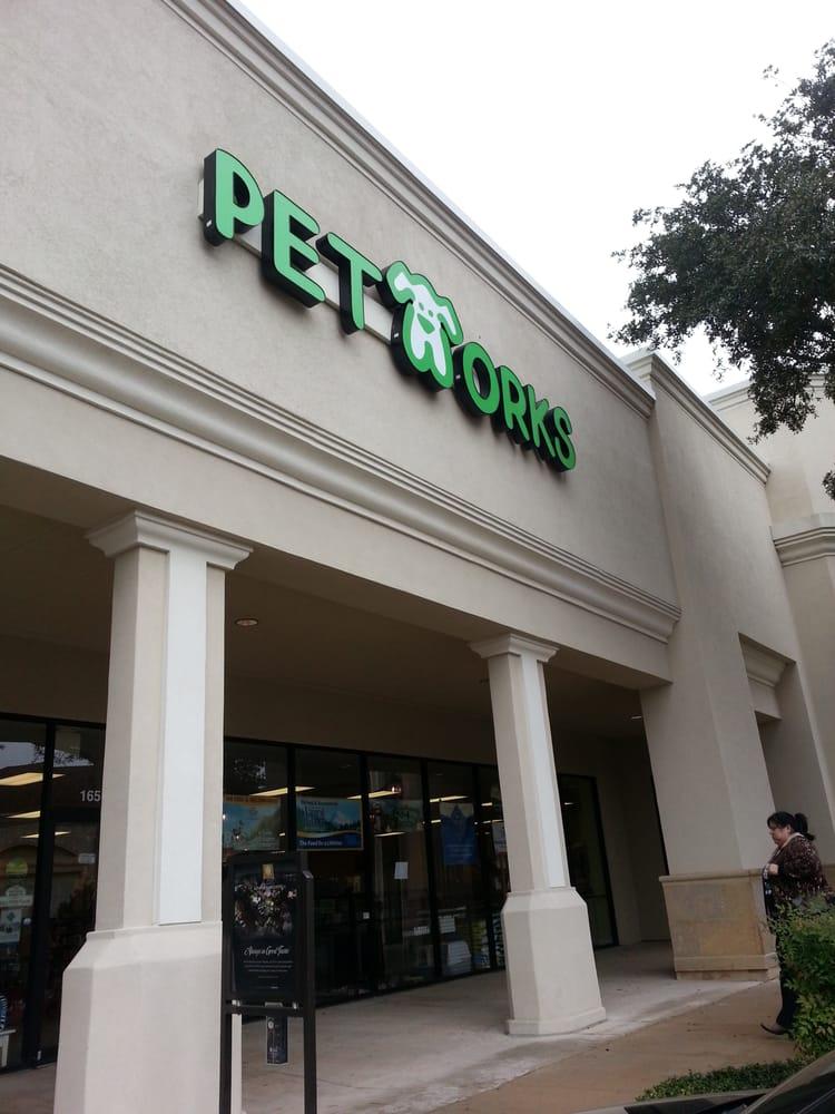 Pet Works Pet Stores 999 E Basse San Antonio Tx