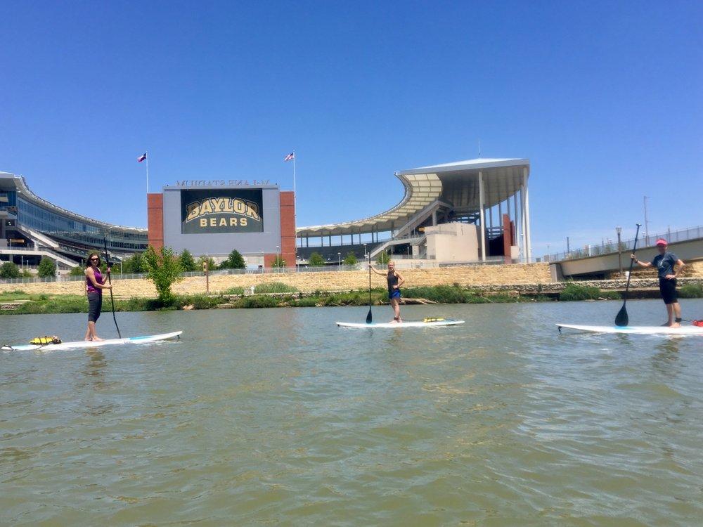 Pura Vida Paddle: 100 N Interstate 35, Waco, TX