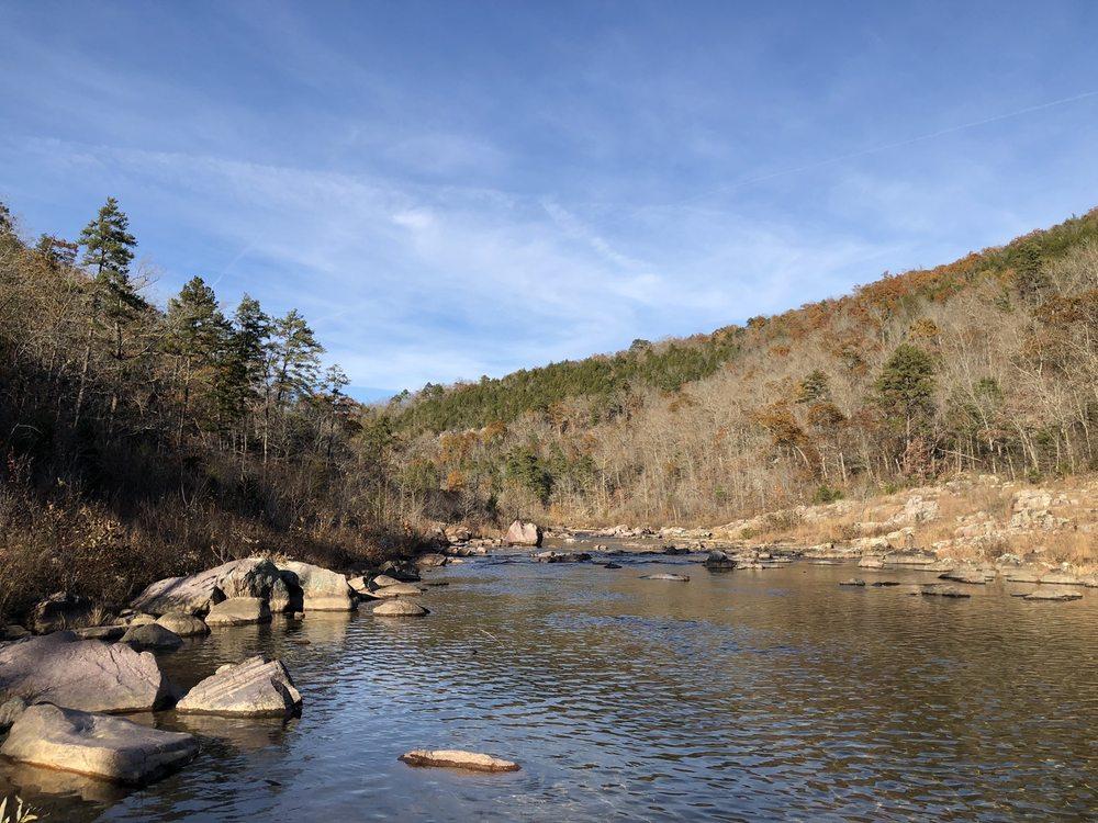 Johnson's Shut-Ins State Park: 148 Taum Sauk Trl, Lesterville, MO