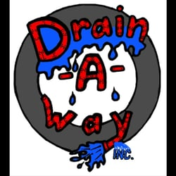 Drain A Way logo
