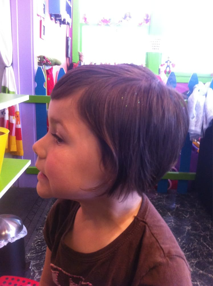 Princess Pixie Haircut Done By Esmerelda Yelp