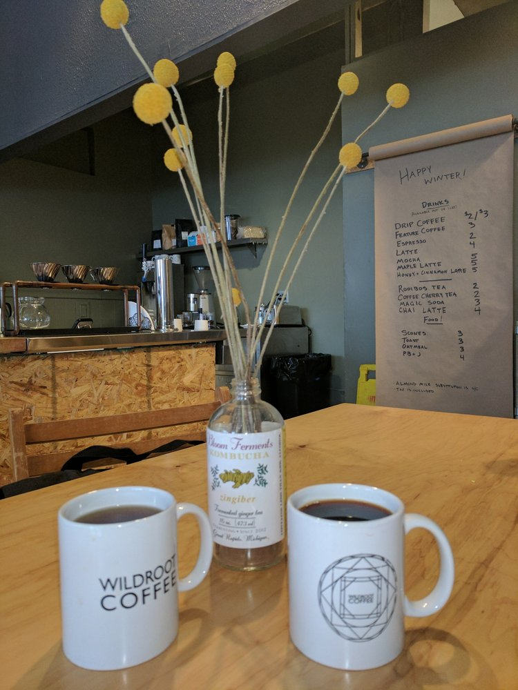 Social Spots from Wildroot Coffee