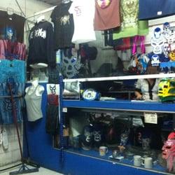 49f3e171a Blue Demon Jr. Tienda Oficial - Hobby Shops - Doctor Río de la Loza 242,  Doctores, México, D.F., Mexico - Phone Number - Yelp