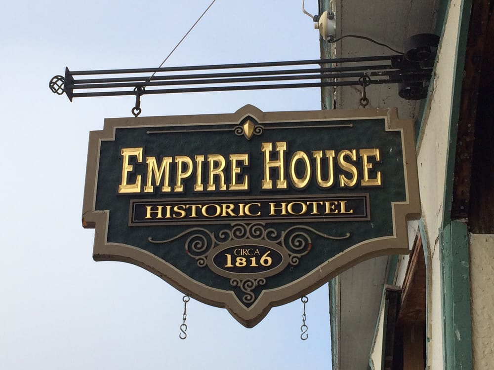 Photo of Empire House Historic Hotel - Rising Sun, IN, United States