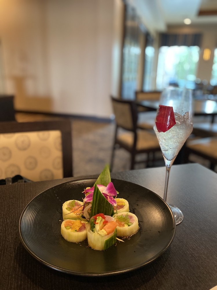 Ichiro Asian Bistro & Wine Bar: 1500 Rivery Blvd, Georgetown, TX