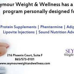 Seymour Weight Wellness Weight Loss Centers 216 Phoenix Ct