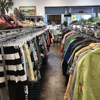 Consignment clothing stores dallas