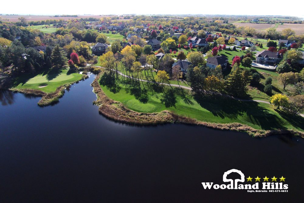 Woodland Hills Golf Course: 6000 Woodland Hills Dr, Eagle, NE