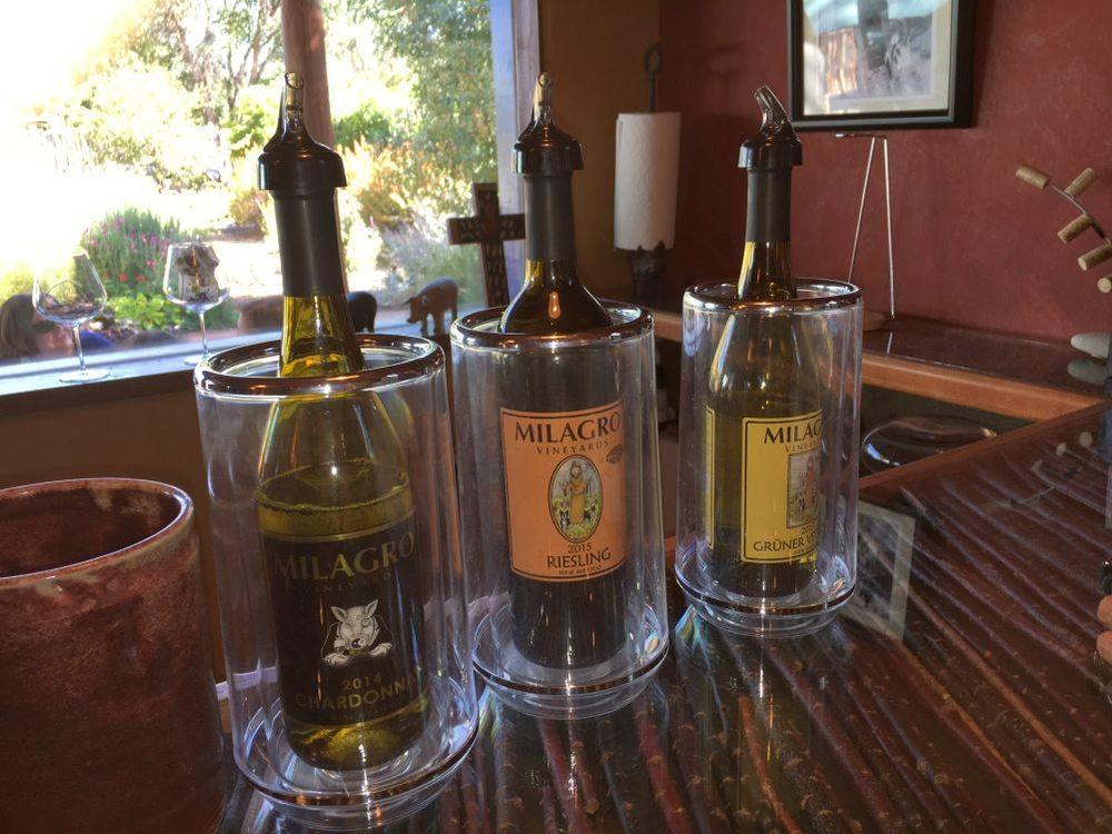 Milagro Vineyards: 985 W Ella Dr, Corrales, NM