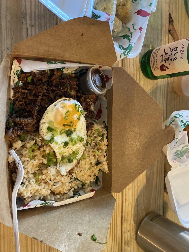 Mama*s Thai Lao Eatery: 10124 Long Point Rd, Houston, TX