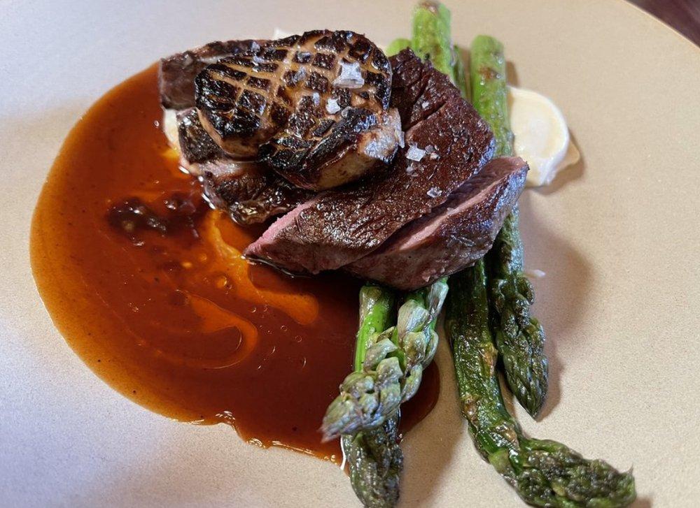 Paris Restaurant: 414 Commercial Ave, Anacortes, WA