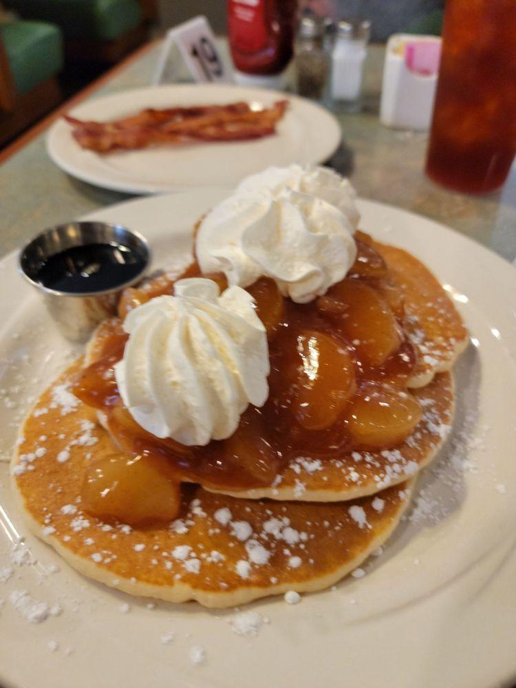 Food from Stacks Pancake House