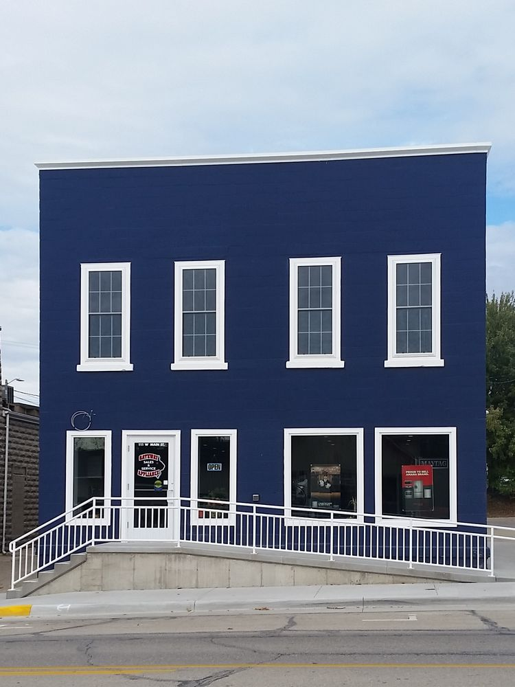 Gateway Appliance Sales and Service: 111 W Main St, Manchester, IA