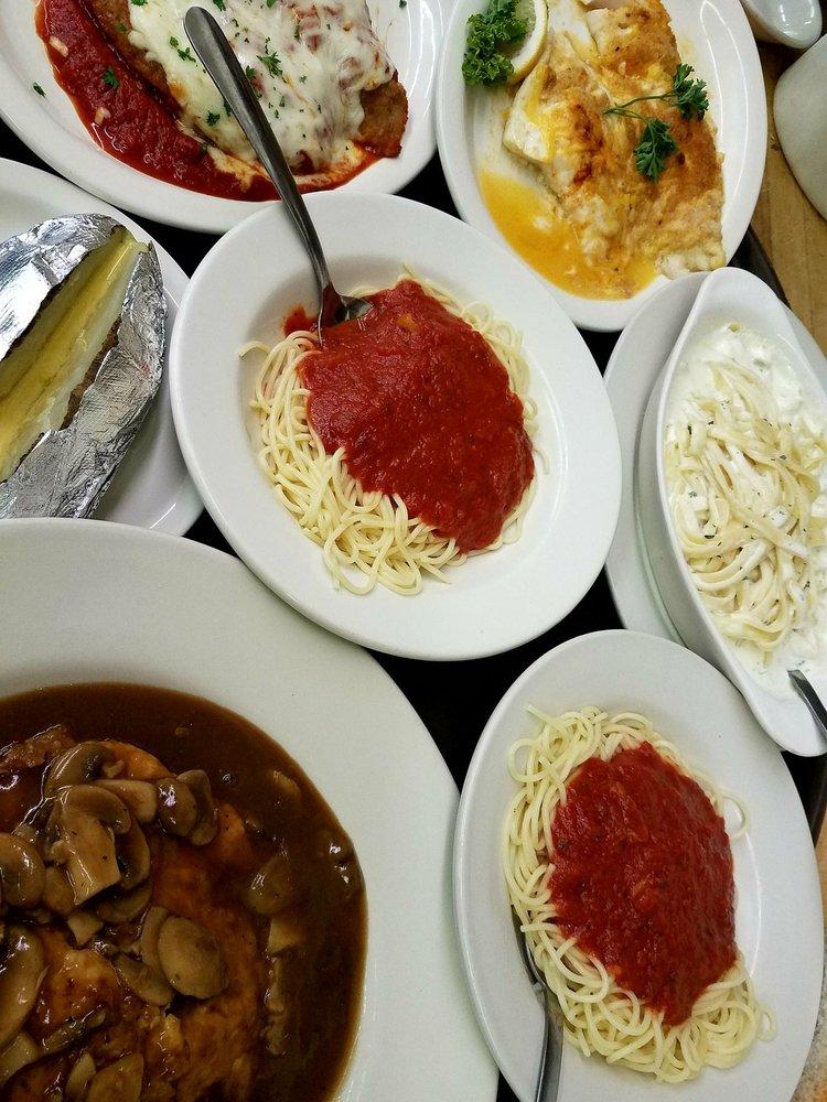 Persichetti's Restaurant: 101 S 3rd St, Jeannette, PA