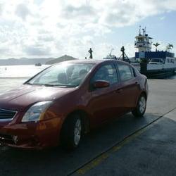 Car Rental Charlotte Amalie Airport