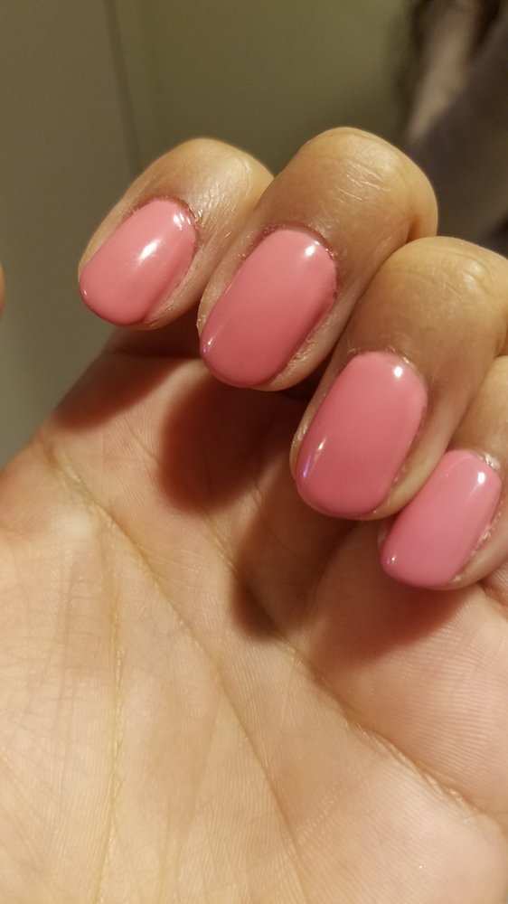 Nail polish on multiple fingers skin/cuticles - Yelp