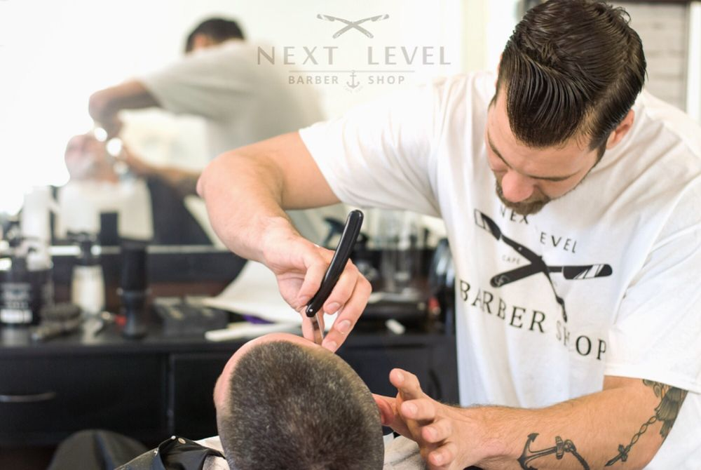 Next Level Barber Shop: 1772 Main St, Chatham, MA