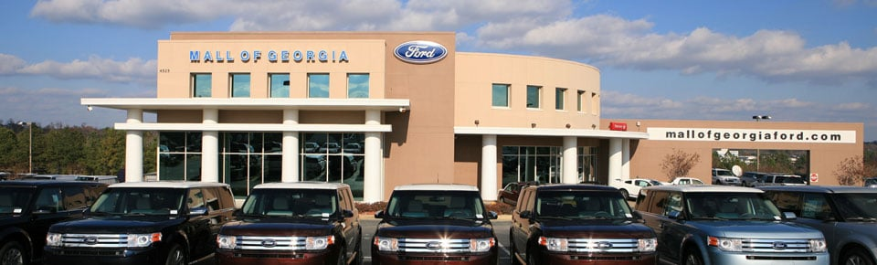 Ford Mall Of Ga >> Mall Of Georgia Ford - 48 Reviews - Car Dealers - 4525 Nelson Brogdon Blvd, Buford, GA - Phone ...