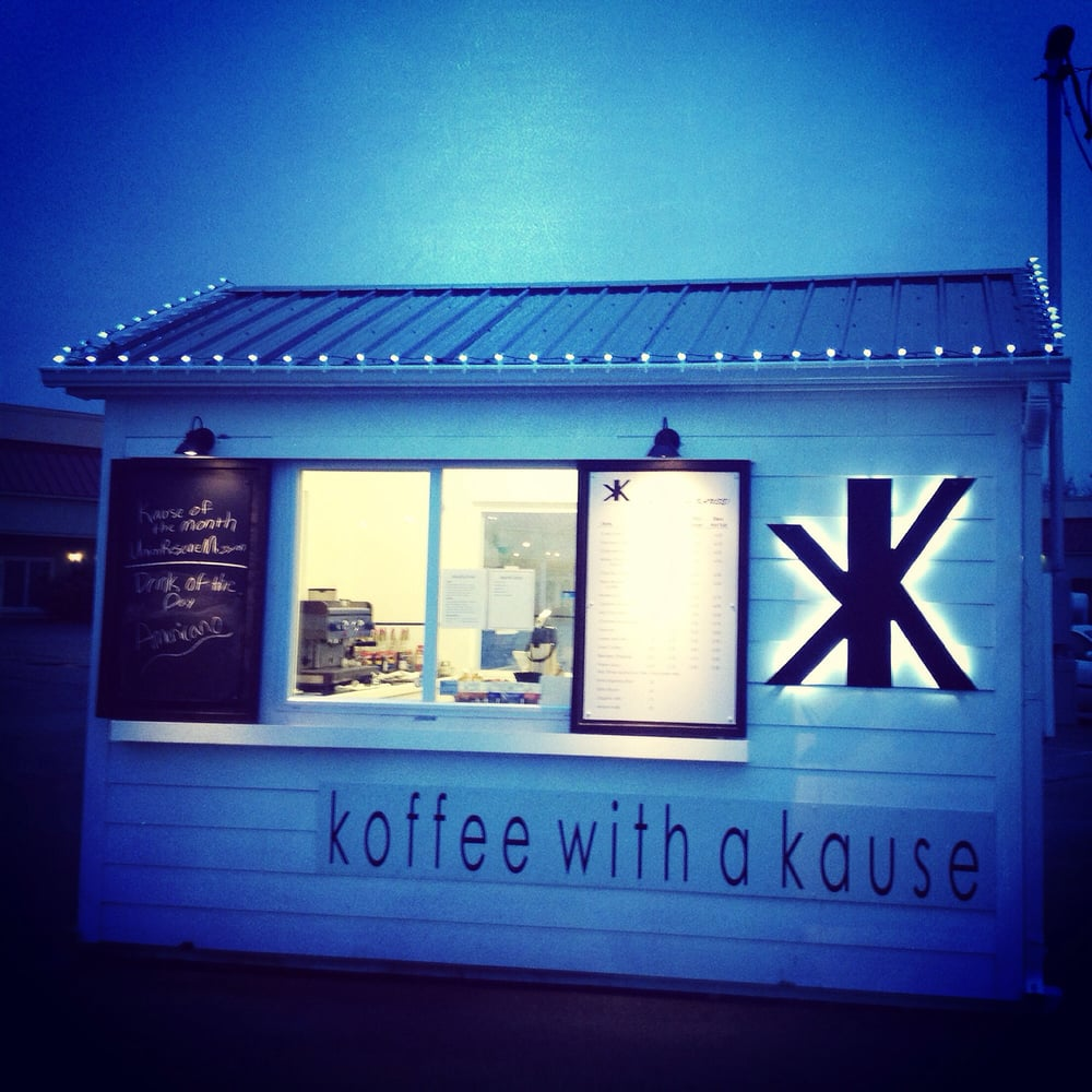 Koffee With a Kause: 23219 Interstate 30, Bryant, AR