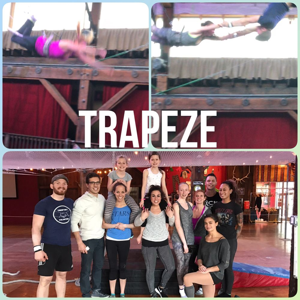 Emerald City Trapeze Arts: 2702 6th Ave S, Seattle, WA