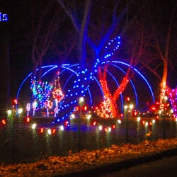 Photo of Fantasy of Lights - Los Gatos CA United States. December Glow  sc 1 st  Yelp : los gatos lighting - azcodes.com
