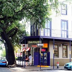 Daiquiri Place Cafe Closed Restaurants 1401 Saint Charles Ave