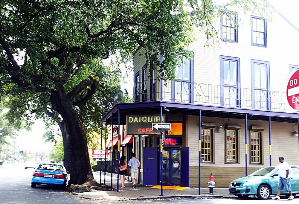 Daiquiri Cafe New Orleans