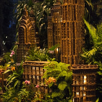 Photo Of New York Botanical Garden Holiday Train Show   Bronx, NY, United  States