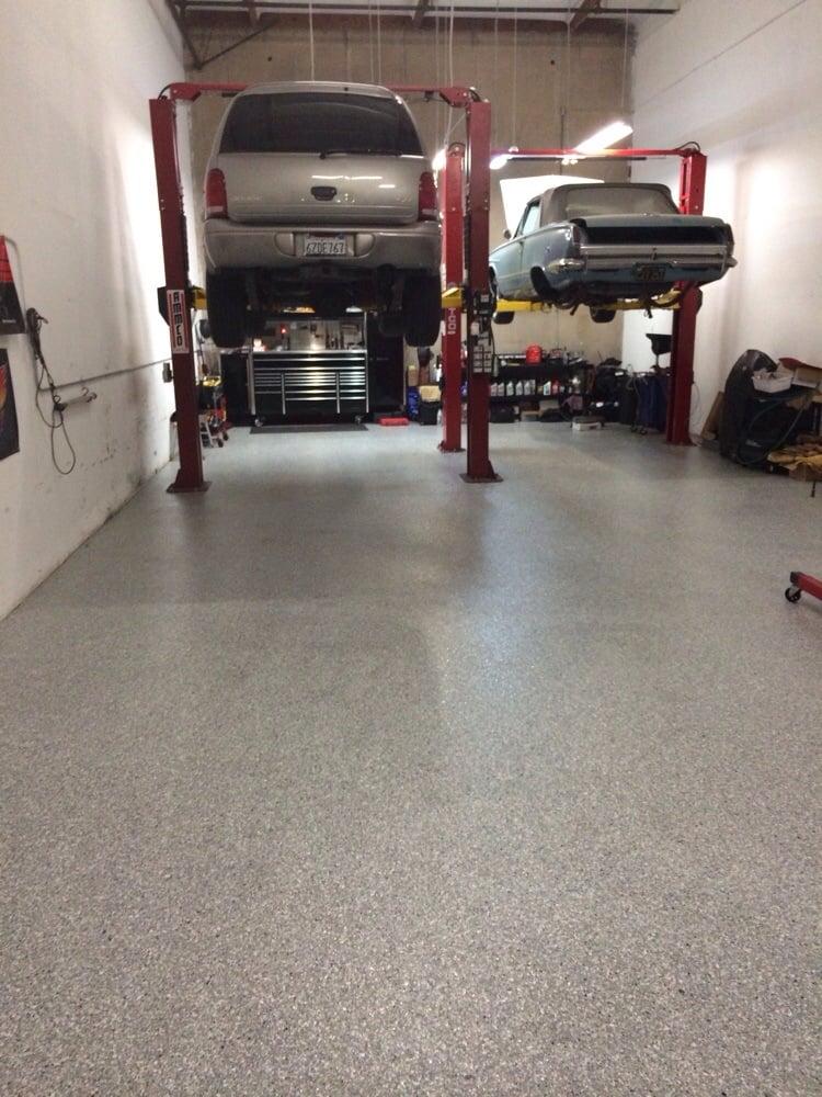 Custom Garage Epoxy Floor Designs: My New Floor