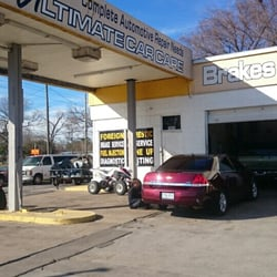Ultimate car care garages 1003 1st st e humble tx for Garage ben autos
