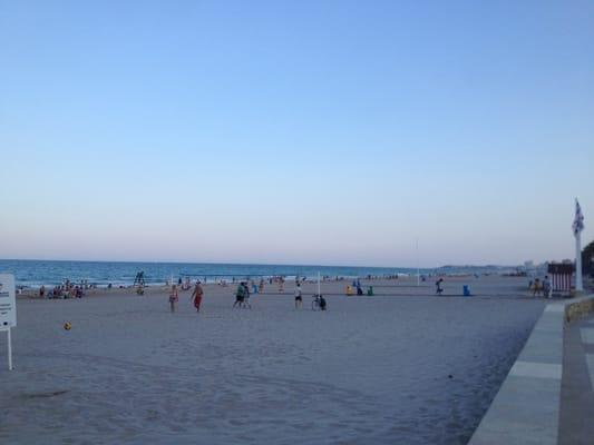playa muchavista spain
