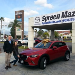 Spreen Mazda Reviews Auto Parts Supplies Redlands - Mazda of redlands